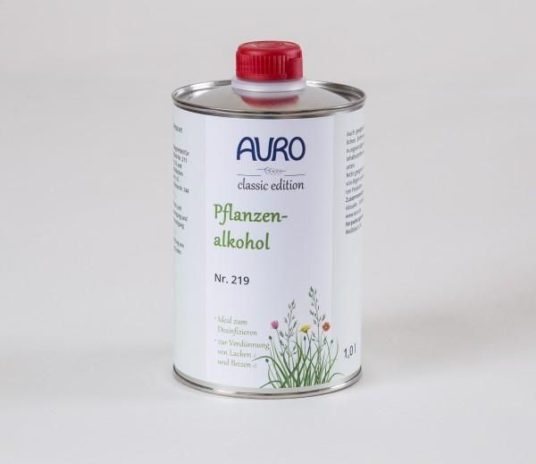 Pflanzenalkohol