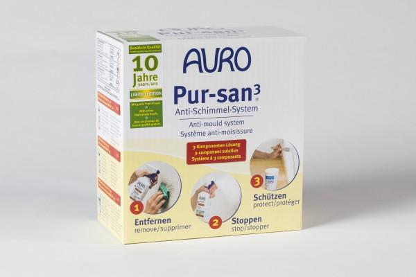 Pur-san³ Anti-Schimmel-System